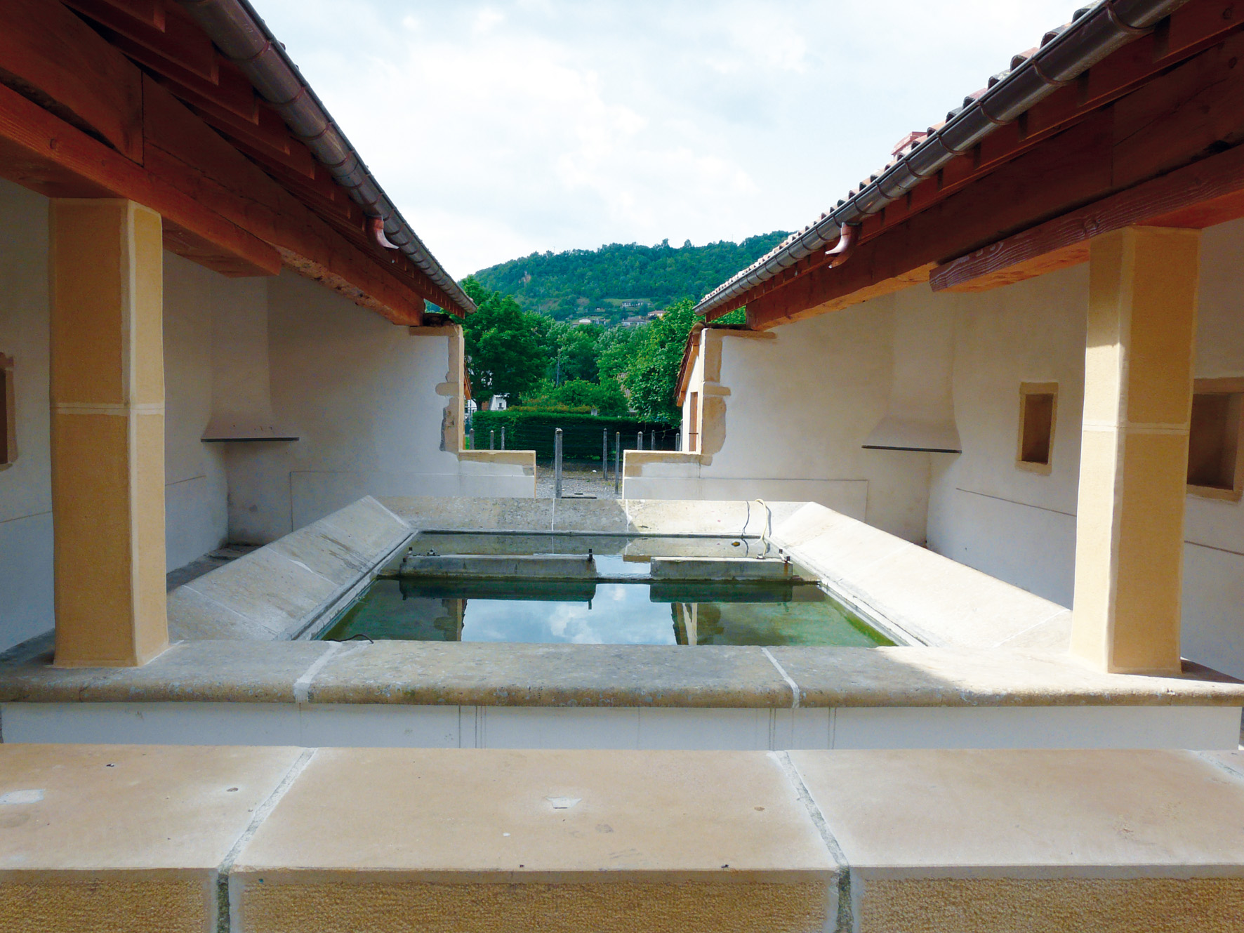 lavoir CHESSY